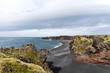 Djupalonssandur or the Black Lava Pearl Beach is a beautiful place to visit