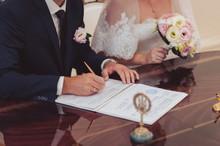 Signature Ceremony. The Bride ...