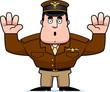 Cartoon Captain Surrender