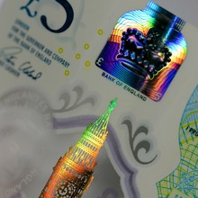 Bank Of England Five Pounds Ho...