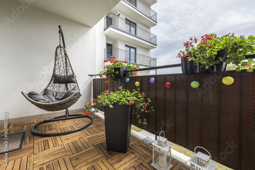 Fotografia Home terrace