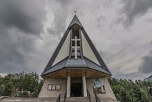 Church In Stromowce Nizne Vill...