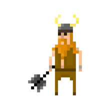 Pixel Barbarian For Games And ...