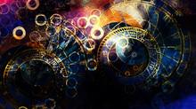Astrological Symbol Zodiac. Ab...