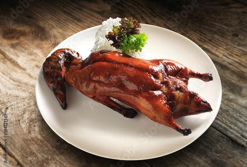 Fotografía  Traditional Chinese cuisine roast duck