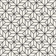 Vector Seamless Cross Tiling P...