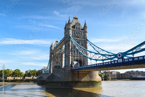 Foto op Canvas Londen Tower Bridge over the River Thames, London, UK, England