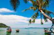 Paradise island in Vietnam.
