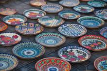Uzbekistan Traditional Plates