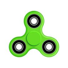Hand Spinner Fidget Vector Ill...