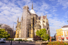 Notre Dame De Reims.