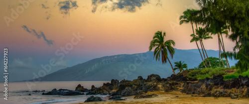 Obraz na plátně Maui Sunrise