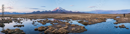 Photo Nature of Altiplano