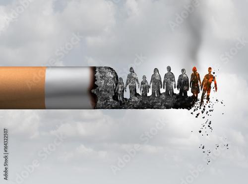 Fotografía Smoking And Society