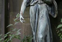 Hand Of Female  Sculpture