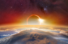 "Solar Eclipse ""Elements Of Thi..."