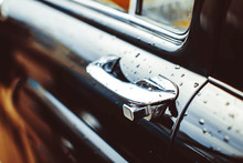 Old Car Doors