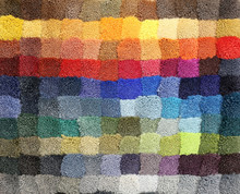 Colored Carpet Texture.