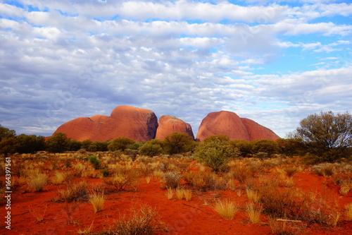 Photo Stands Australia Kata Tjuta - Monts Olga - Australia