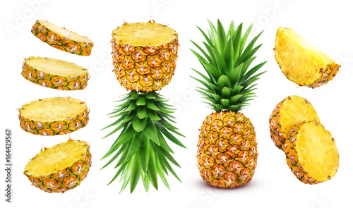 Photo Pineapple collection