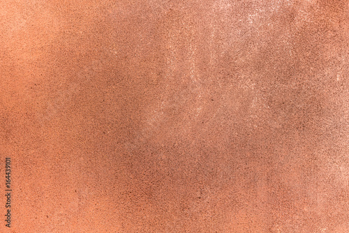 Valokuvatapetti Copper stucco wall