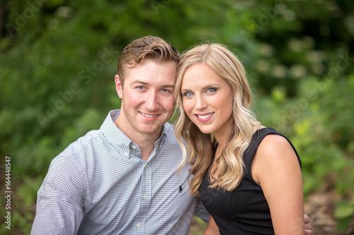 Fotografija  attractive man and woman