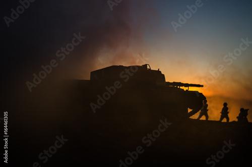 Fotografie, Tablou  War Concept