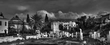 View Of Roman Agora In Athens,...