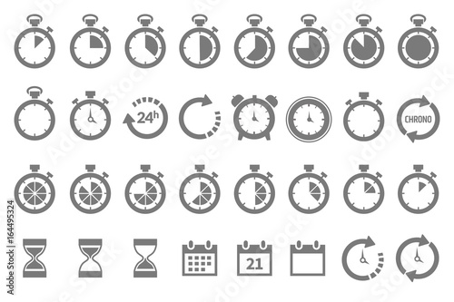 Cuadros en Lienzo  chrono