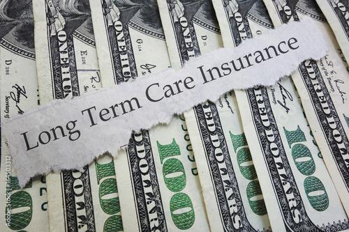 Long Term Care Coverage Plakát