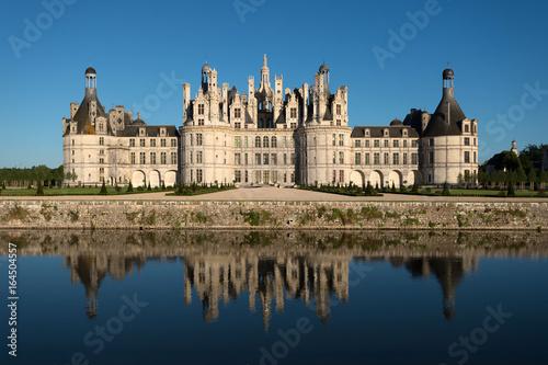 Cadres-photo bureau Lieu d Europe Schloss Chambord, Turmlandschaft, Tal der Loire, Frankreich