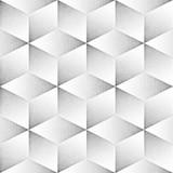 Bezszwowy monochromu wzór. Dachówka geometryczne kształty grungy. - 164513305