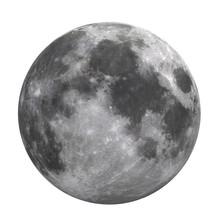 Full Moon Isolated  (Elements ...
