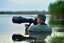 Wildlife Photographer Outdoor,...