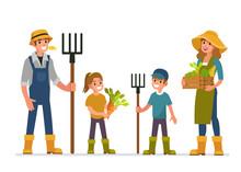 Farmer Family