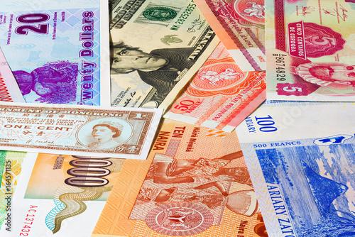 Fotografía  Paper Currency Background