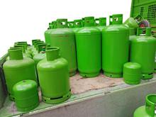 Gass Lpg Bottles