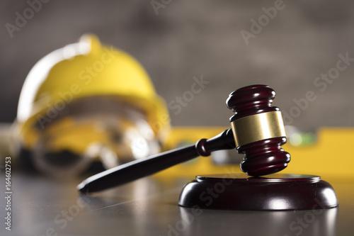 Construction law.