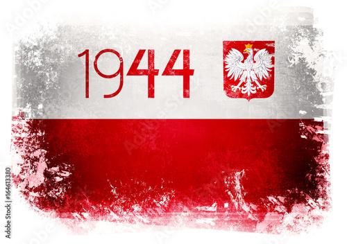 Poster  Polska 1944