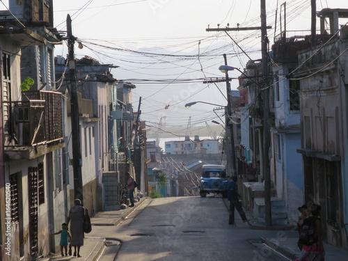 Santiago de Cuba Tablou Canvas