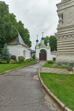 Ioanno-Bogoslovsky Monastery In The Village Pomapoo.