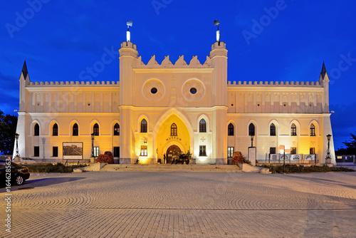 Fototapeta Zamek w Lublinie obraz
