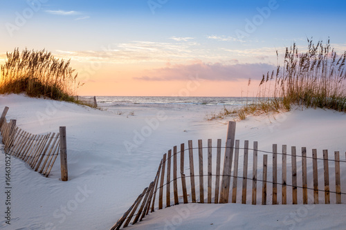 Foto  Sunrise at Pensacola Beach
