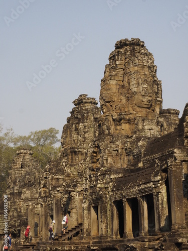 Poster Monument Angkor, patrimonio de la humanidad