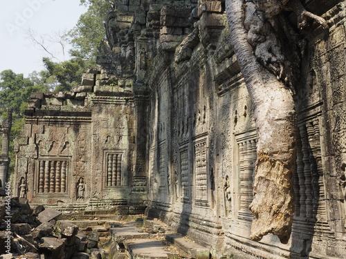 Fotobehang Monument Angkor, patrimonio de la humanidad