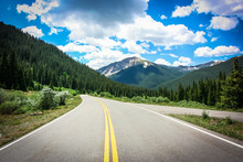 Mountain Highway Views
