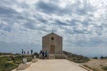 St. Mary Magdalene Chapel At Dingli Cliffs, Valletta, Malta