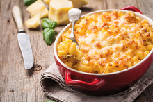 Mac And Cheese, American Style...