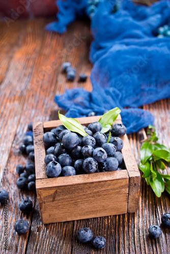 Papel de parede blueberry