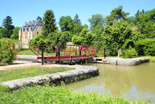 Historic Canal Du Nivernais In...